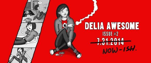 delia announcement three